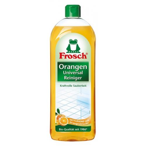 Frosch Универсальный очиститель Апельсин 750мл