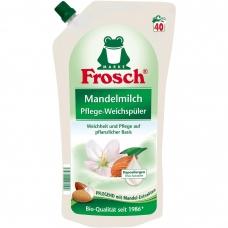 Frosch Ополаскиватель для белья Миндальное молочко 1000мл