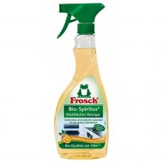 Frosch Универсальный очиститель для гладких поверхностей Апельсин, 500мл