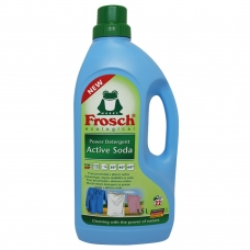 Frosch гель для стирки Сода 1,5 л., Концентрат.