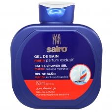 SAIRO Гель для ванны и душа Исключительный морской аромат 750мл.