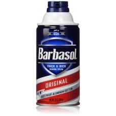 Barbasol Пена для бритья Original для нормальной кожи, 283 г