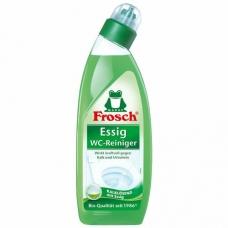 Frosch Гель для чистки унитазов Уксус, 750мл