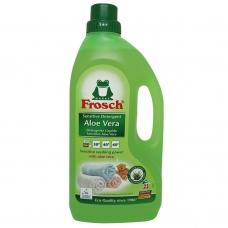 Frosch гель для стирки Алое Вера 1,5 л. Концентрат.