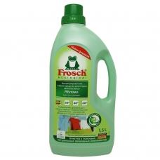 Frosch гель для стирки Яблоко 1,5 л. Концентрат.