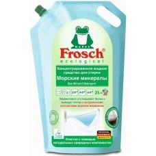 Frosch Гель для стирки концентрат Морские минералы, 2л