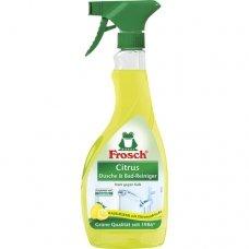 Frosch очиститель для ванной и душевой Лимон, 500 мл