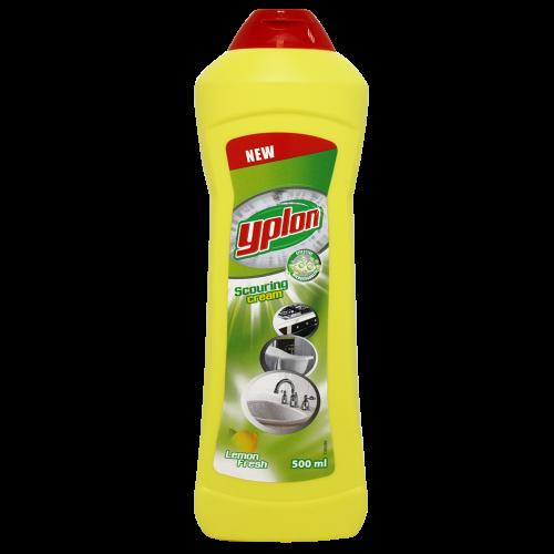 Yplon Крем чистящий Лимон, 500 мл