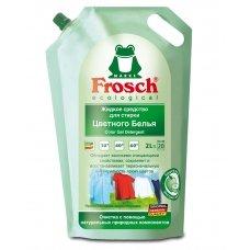 Frosch Гель для стирки Color 2л