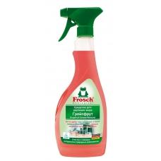 Frosch Универсальный очиститель для кухни с экстрактом Грейпфрута 500мл
