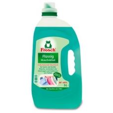 Frosch Color Жидкое средство для стирки цветных вещей 5л