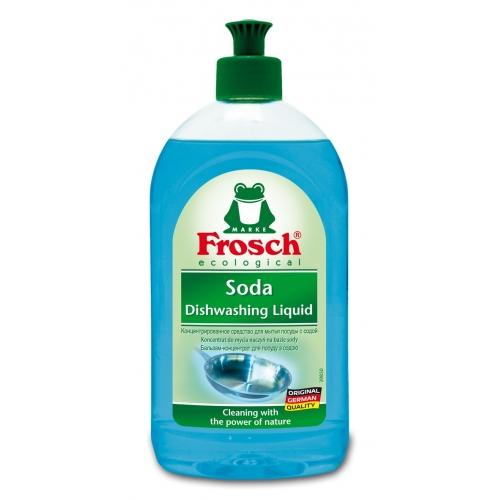 Frosch Бальзам-Концентрат для посуды Сода 500  мл