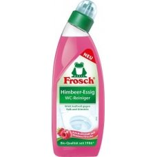 Frosch Гель для чистки унитазов Малина 750мл