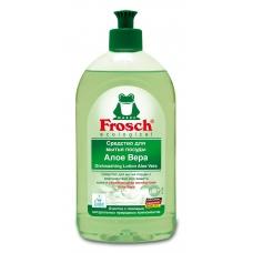 Frosch Бальзам-Гель для посуды AloeVera 500 мл