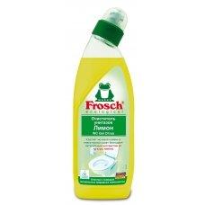 Frosch Гель для чистки унитазов Лимон 750мл