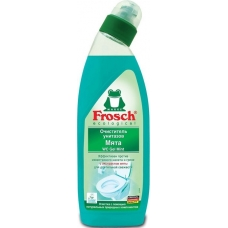 Frosch Гель для чистки унитазов Мята 750мл