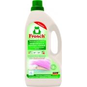 Frosch Средство для стирки шерсти 2в1 Миндальное молоко 1,5л