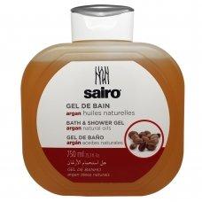 SAIRO Гель для ванны и душа Арган 750мл.